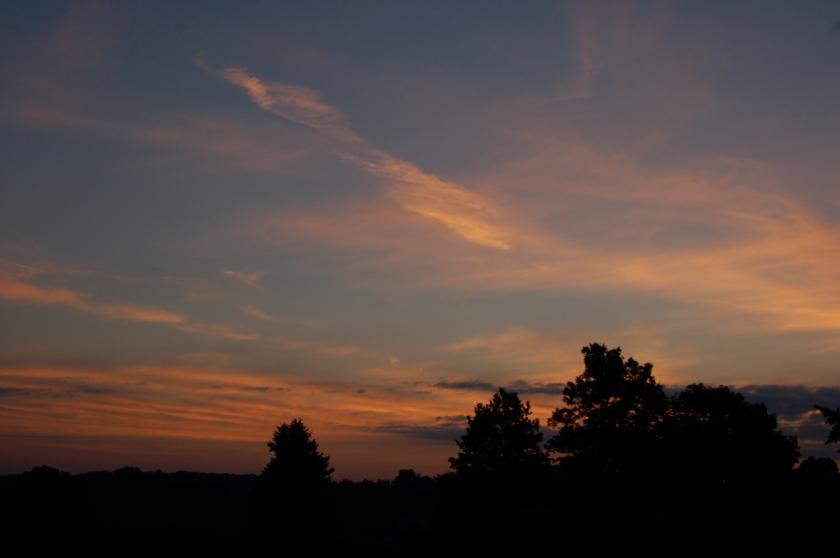 Summer solstice sunrise by Bruce Stambaugh