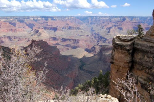 Bright Angel Canyon by Bruce Stambaugh