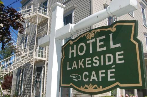 Hotel Lakeside, Lakeside, Ohio by Bruce Stambaugh