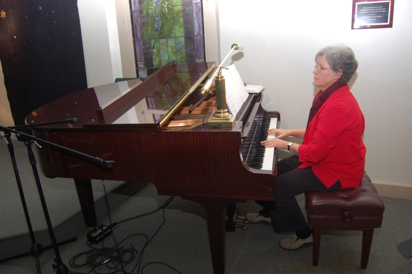Making the piano sing by Bruce Stambaugh