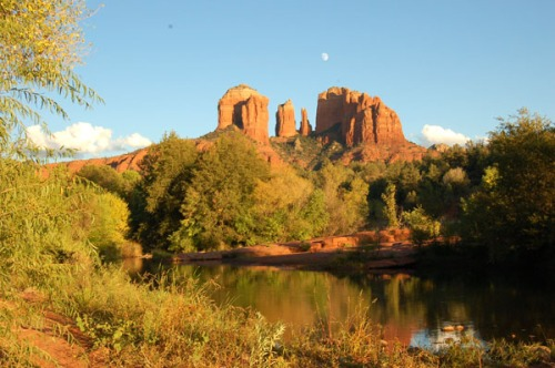 Cathedral Rock by Bruce Stambaugh