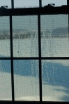 Icy window by Bruce Stambaugh