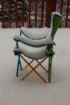 Virginia snow by Bruce Stambaugh