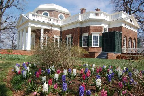 Monticello by Bruce Stambaugh