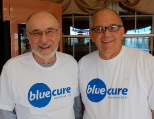 Blue Cure by Bruce Stambaugh