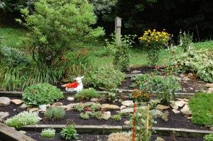 Rock garden by Bruce Stambaugh