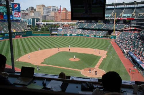 From the press box by Bruce Stambaugh