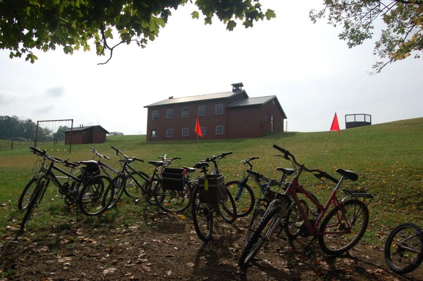 Amish school by Bruce Stambaugh