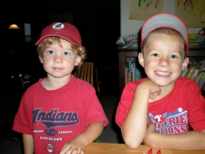 Grandsons by Bruce Stambaugh