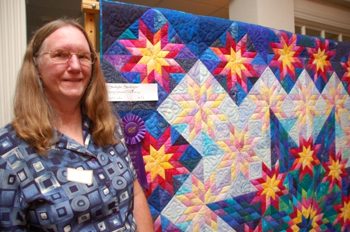 Star Light Star Brigh quilt by Bruce Stambaugh