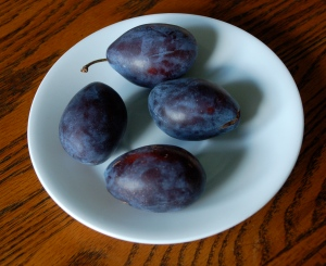 Sugar plums by Bruce Stambaugh