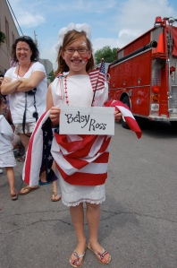 Betsy Ross by Bruce Stambaugh