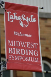 Banner at Lakeside Ohio by Bruce Stambaugh