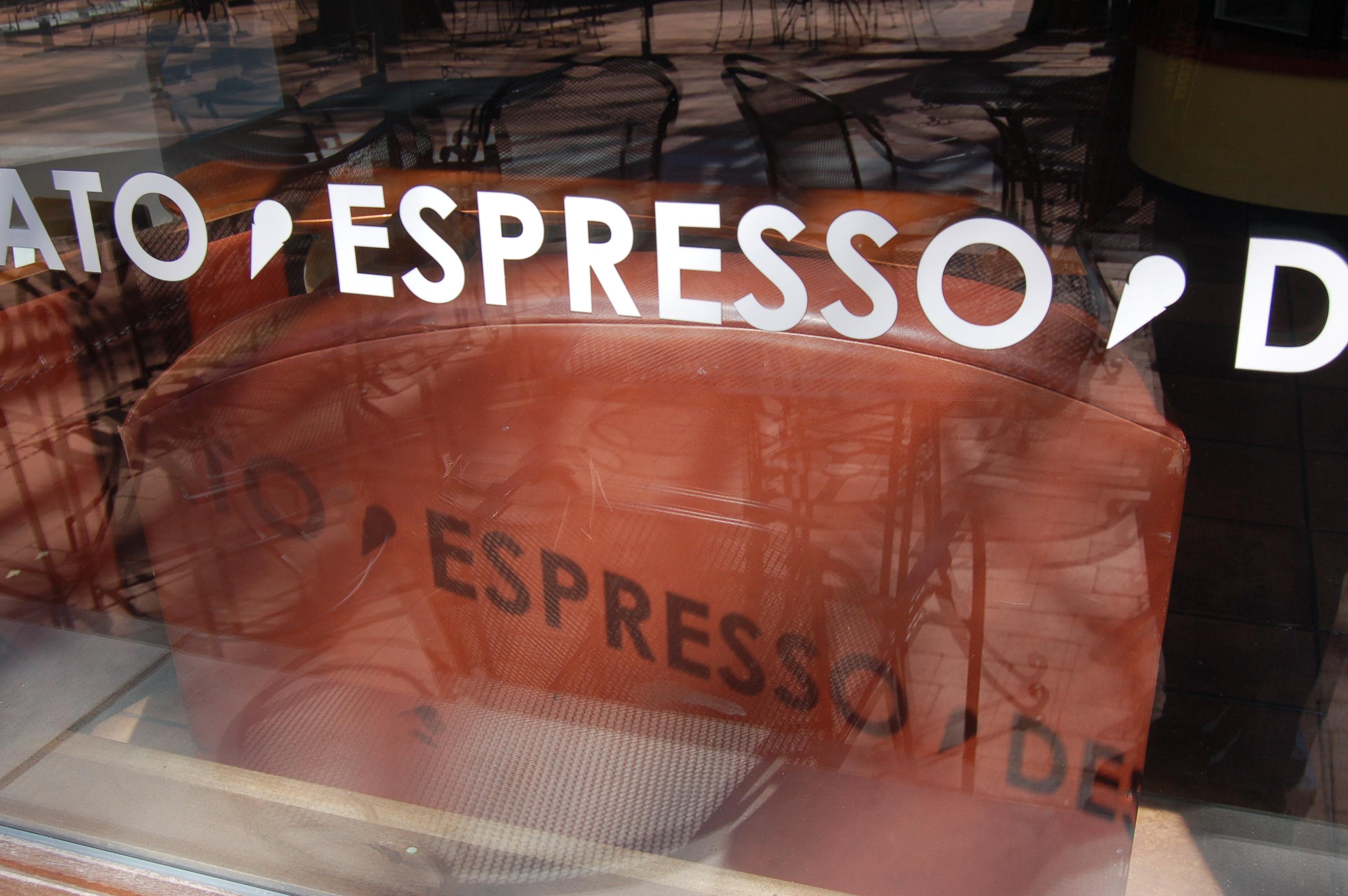 Espresso art shot by Bruce Stambaugh