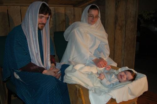 Nativity by Bruce Stambaugh