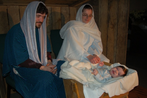 Nativity by Bruce Stambaugh