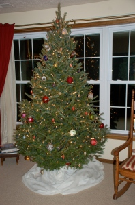 Christmas tree by Bruce Stambaugh