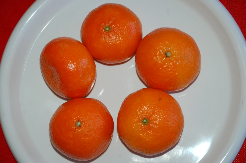 Tangerines by Bruce Stambaugh