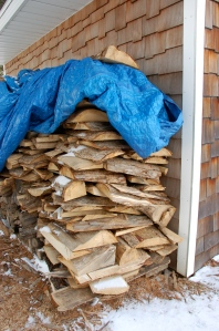 Firewood by Bruce Stambaugh