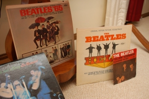 Beatles albums by Bruce Stambaugh