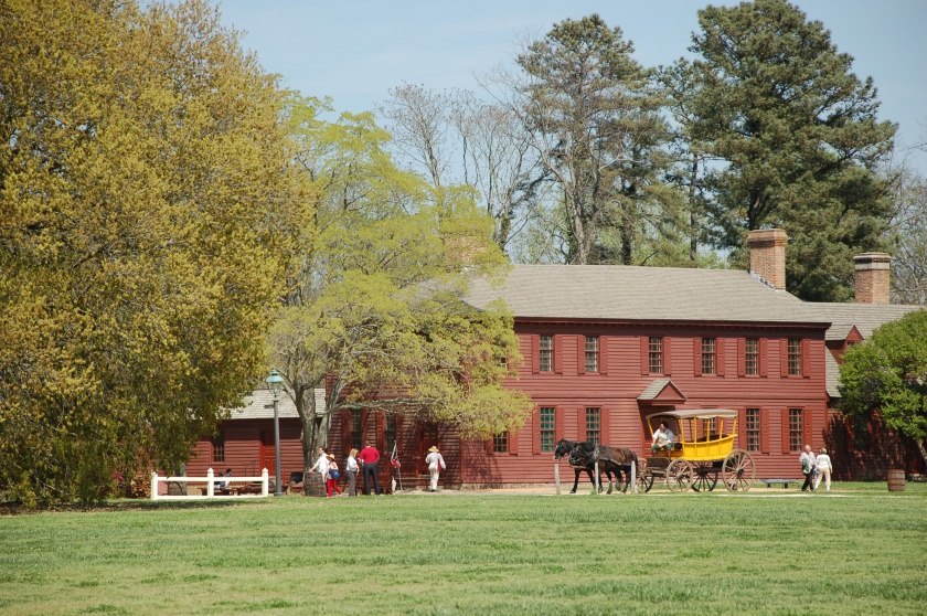 Williamsburg VA by Bruce Stambaugh