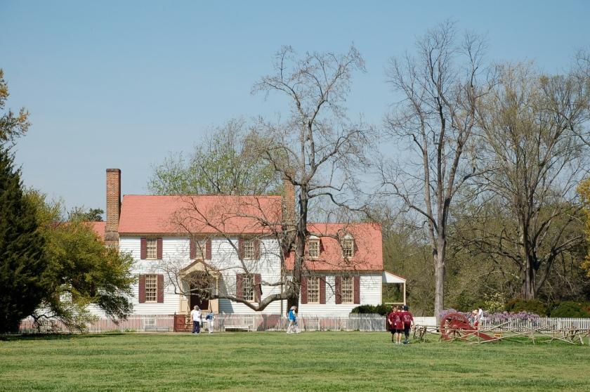 Williamsburg home by Bruce Stambaugh