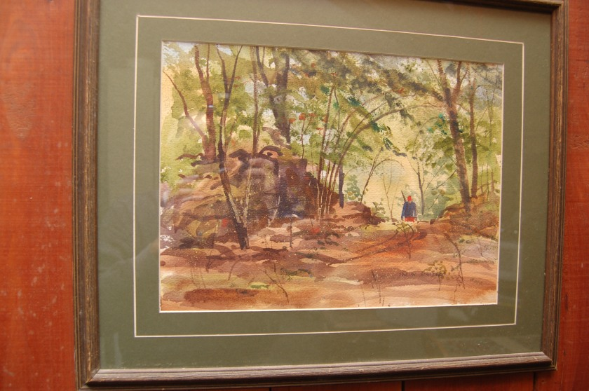 Painting 3 by Bruce Stambaugh