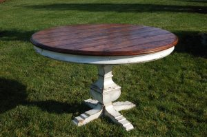Cortona dining table by Bruce Stambaugh