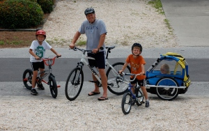 Bicycles by Bruce Stambaugh