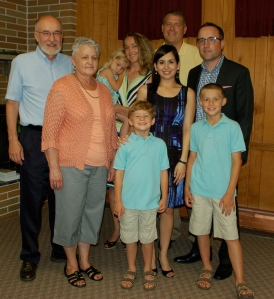 Stambaugh family by Bruce Stambaugh