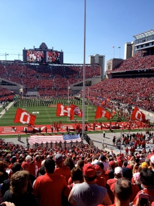 Ohio Stadium by Nathan Stambaugh