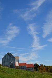 Blue sky by Bruce Stambaugh