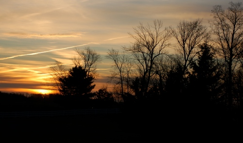 Sunrise by Bruce Stambaugh