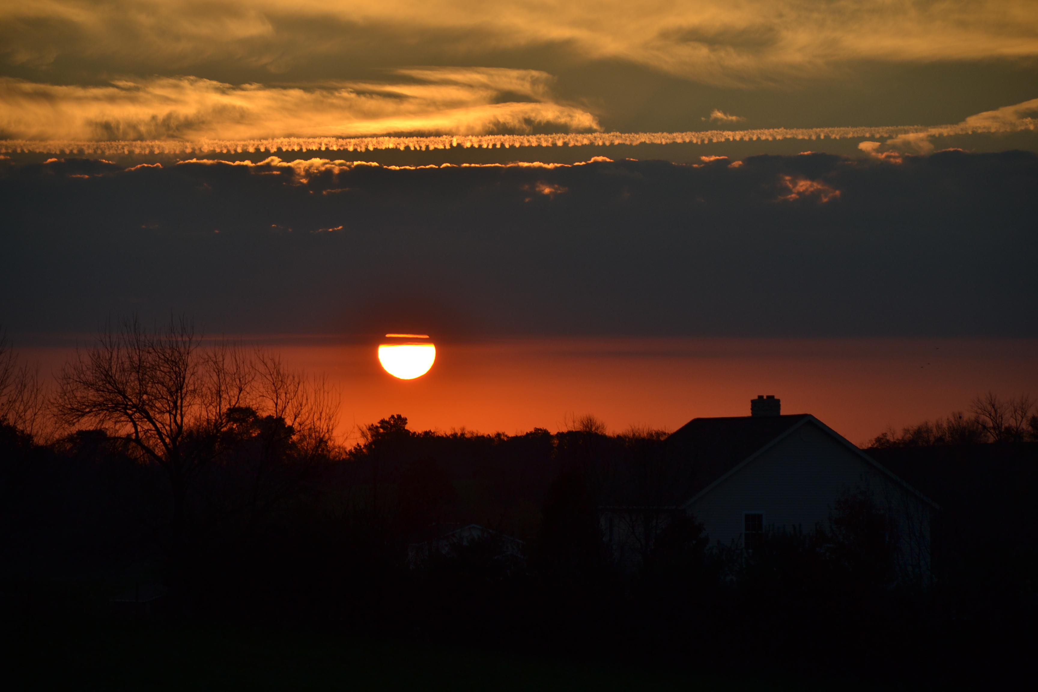 Sunrise by Bruce Stambaugh