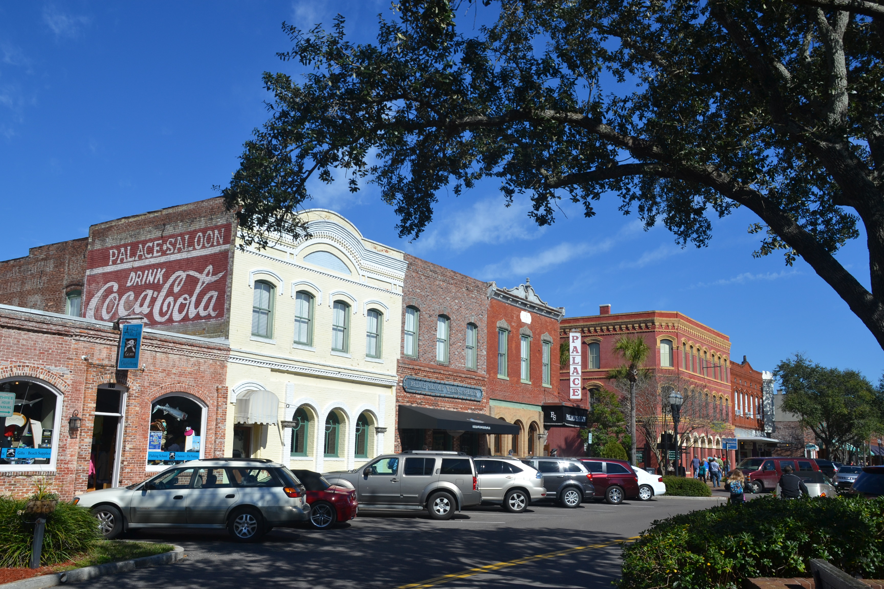 Historic Downtown Fernandina Beach Amelia Island