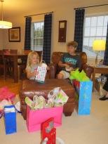 birthday gifts grandkids party