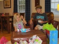 birthday gifts, jewelry, grandkids