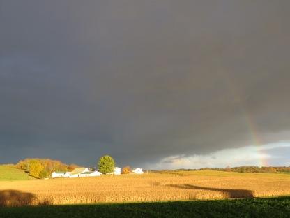 fading rainbow, Bruce Stambaugh
