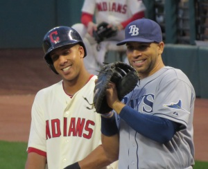 Michael Brantley, Cleveland Indians, Bruce Stambaugh