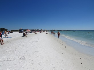 Siesta Key Beach Florida