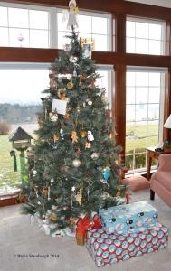 Christmas tree, Bruce Stambaugh