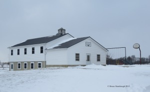 Amish school, one-room school, Drushel Knoll School