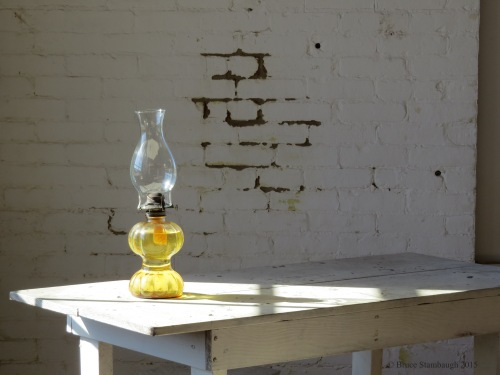 oil lamp, sunlight, sunrays,
