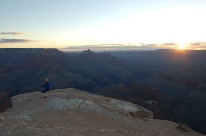sunrise, Grand Canyon