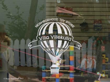 Villa Villekulla, Pippi Longstocking