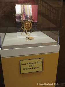 Noble Peace Prize, Jimmy Carter