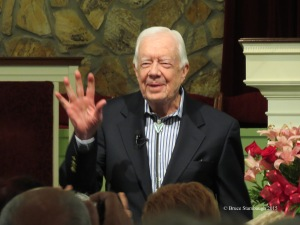 Jimmy Carter, Sunday school