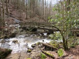hiker, Anna Ruby Falls