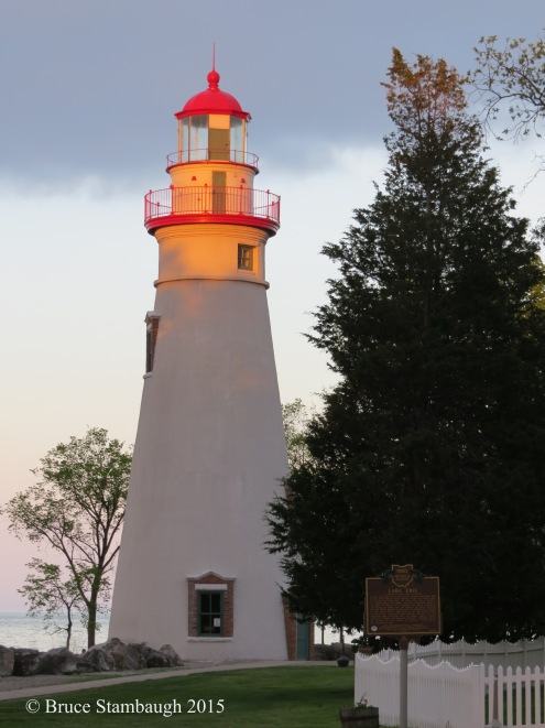 Marblehead Lighthouse. © Bruce Stambaugh 2015