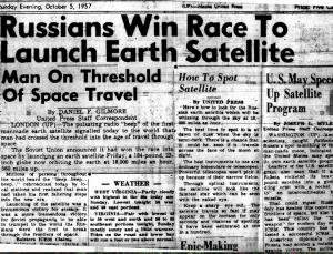 Sputnik, headlines